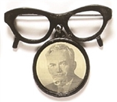 Goldwater Glasses Flasher Pin