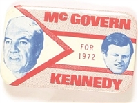 McGovern, Ted Kennedy Celluloid