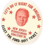 Ford New Jersey, Pennsylvania Coalition