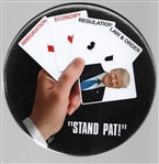 Trump Stand Pat by Brian Campbell