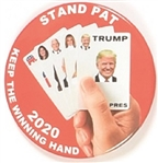 Trumps and Pences Stand Pat