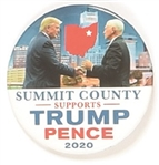 Summit County Supports Trump, Pence