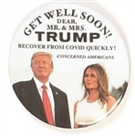 Trumps Get Well Soon!