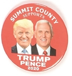 Summit County Ohio Supports Trump, Pence
