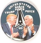 Trump, Pence United States Space Force