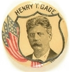Henry Gage for Governor of California