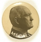 McCall for Governor of Massachusetts