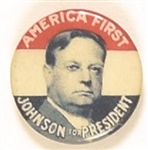 Hiram Johnson America First