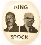 King and Spock 1968 Jugate