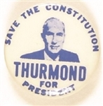 Thurmond Save the Constitution