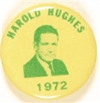 Harold Hughes 1972 Hopeful