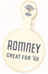 Romney Great for 68 Tab