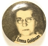 Anarchist Emma Goldman