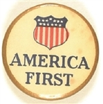 America First Shield Pin