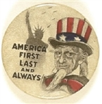 America First Uncle Sam