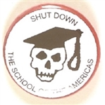 Shut Down the School of the Americas