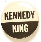 Robert Kennedy, King 1968 Celluloid