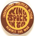 King, Spock in 68