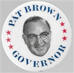 Pat Brown for Governor of California