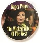 Pelosi Wicked Witch of the West