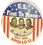 Apollo 11 First to the Moon