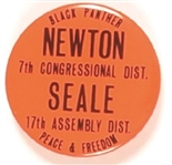 Newton and Seale, Black Panthers California