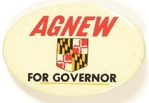 Agnew for Governor of Maryland