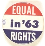 Equal Rights in 63