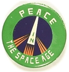 Peace in the Space Age