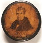 William Henry Harrison Snuff Box