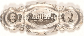 Parker-Davis White House Tip Tray