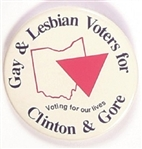 Ohio Gay and Lesbian Voters for Clinton