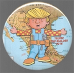 Donald Trump the Builder by Brian Campbell