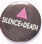 Gay Rights Silence = Death
