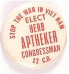Herb Aptheker New York Communist Celluloid