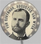 Augustus Van Wyck for Governor of New York