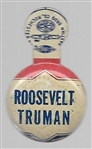 Roosevelt and Truman Tab