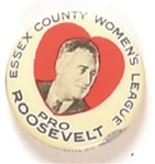 Essex County Women's League Pro Franklin Roosevelt