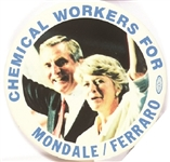 Chemical Workers for Mondale-Ferraro