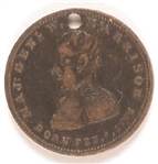William Henry Harrison The Peoples Choice Medal