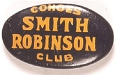 Smith, Robinson Cohoes Club