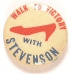 Walk to Victory with Stevenson