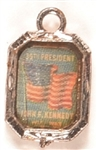John F. Kennedy Memorial Flasher Charm