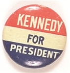 John F. Kennedy for President Litho