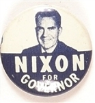 Nixon for Governor of California