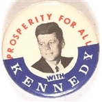 Kennedy Prosperity for All