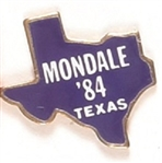 Mondale Texas Dark Blue Clutchback