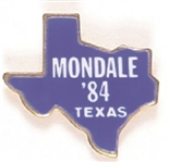 Mondale Texas Light Blue Clutchback