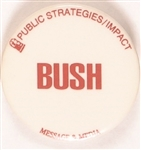 Bush New Jersey Public Strategies Impact