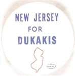 New Jersey for Dukakis 88